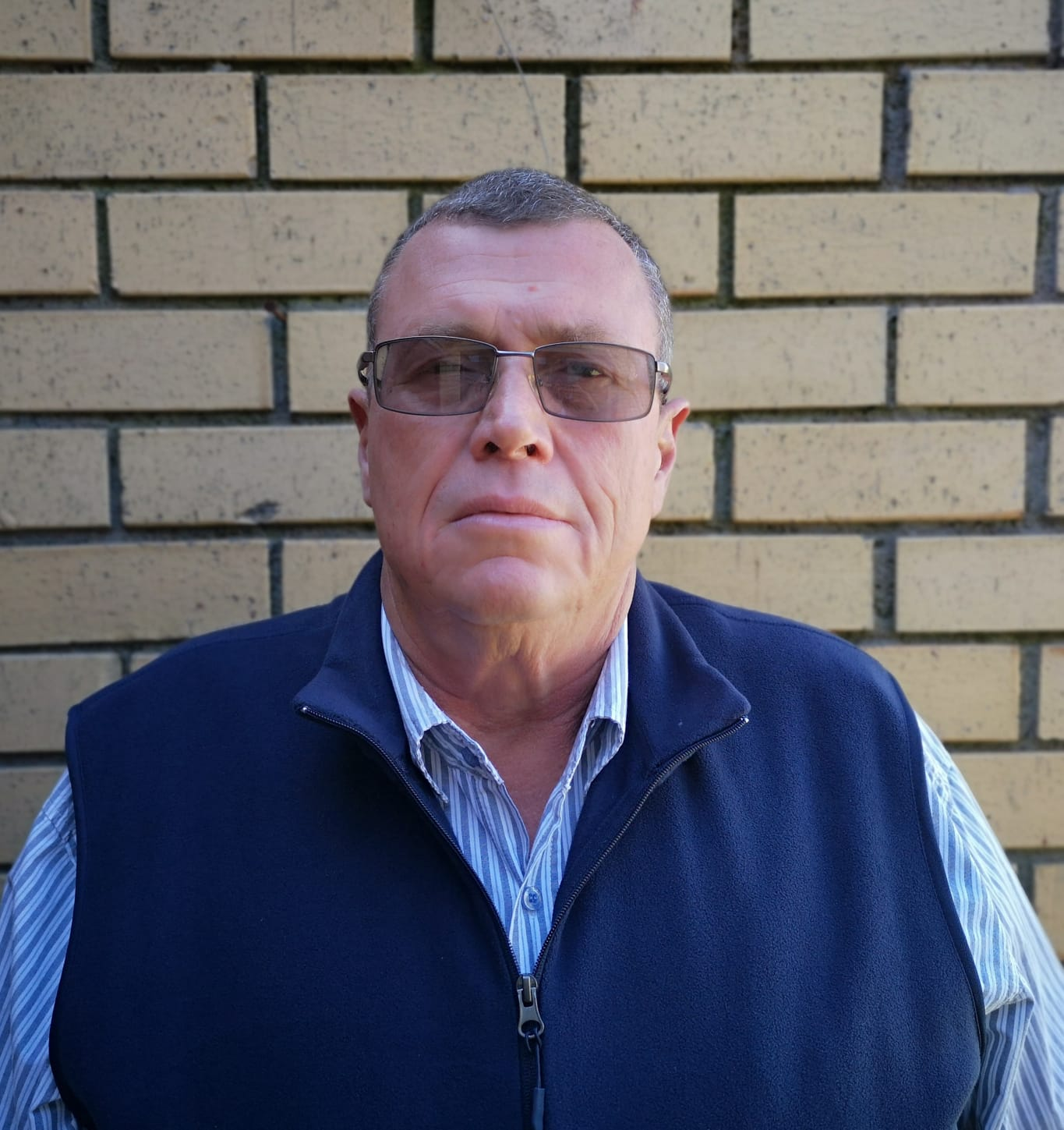 Jeff van Zyl general manager new large projects
